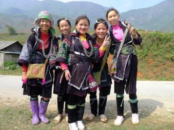 sapa sisters